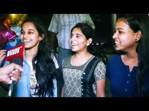 Night-u Enga Party ? | Chennai's Public Reveal their Party Plans! | DC 155