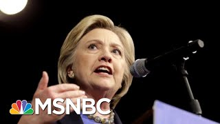 How The Press Played Hillary Clinton | All In | MSNBC