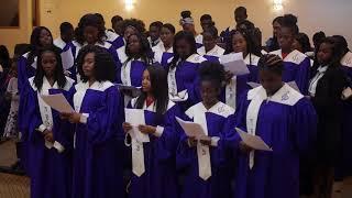 """Yesu Din"" by Osei Boateng North Bronx Youth Choir"