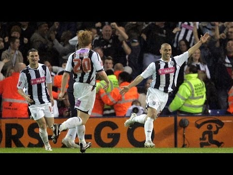 All of Kevin Phillips' league goals for West Bromwich Albion