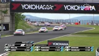 WTCC 2014 - Hungaroring, R1