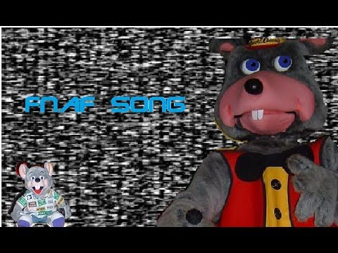 Chuck E Cheese characters sing FNAF song
