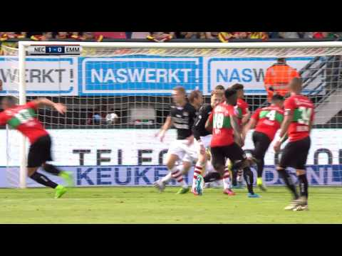 NEC Nijmegen - FC Emmen