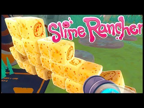 SPICY TOFU! - Slime Rancher Update 1.1.0