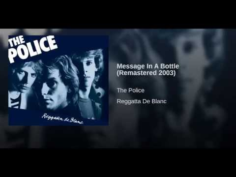 Message In A Bottle Remastered 2003