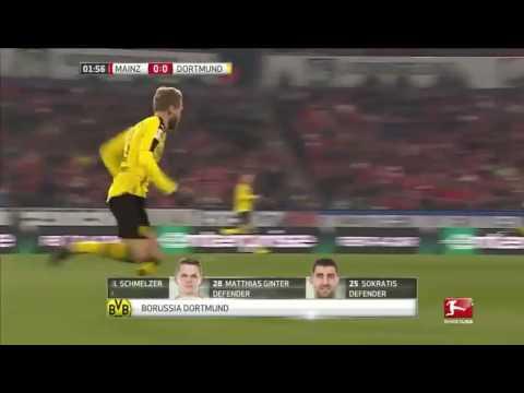 dortmund mainz highlights
