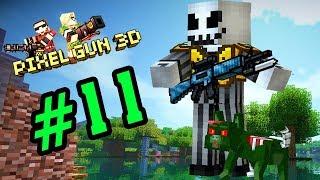 Pixel Gun Game Mobile #11 - Zombie Cat Pet Mới Của Mình - Xạ Thủ Minecraft