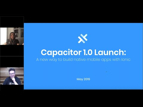 Capacitor 1.0: A new way to build native mobile apps with Ionic