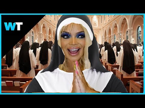 Will Trisha Paytas Become a Nun??