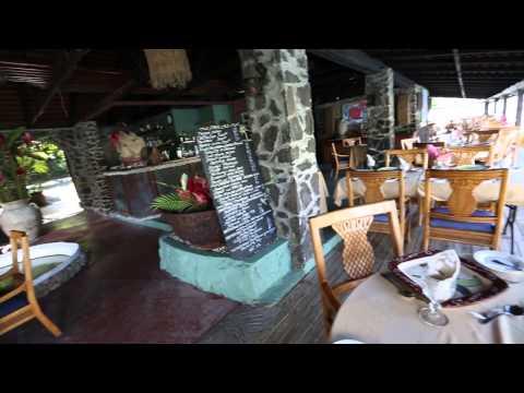 The Coal Pot Restaurant in Saint Lucia