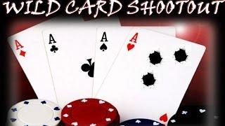 Wild Card Shootout - Episode 1