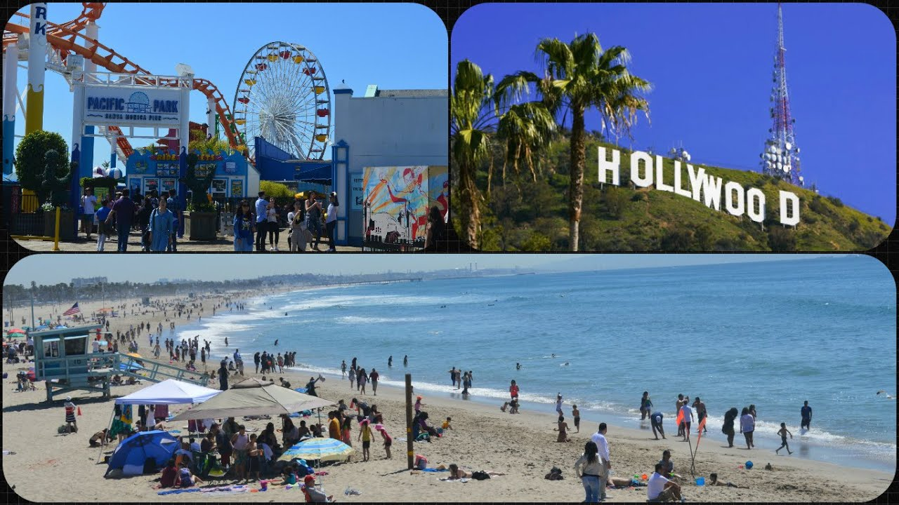 Live Beach Wallpaper For Iphone Las Vegas Vlog Day 3 A Day In Los Angeles Santa