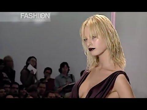 FENDI Spring Summer 2001 Milan - Fashion Channel