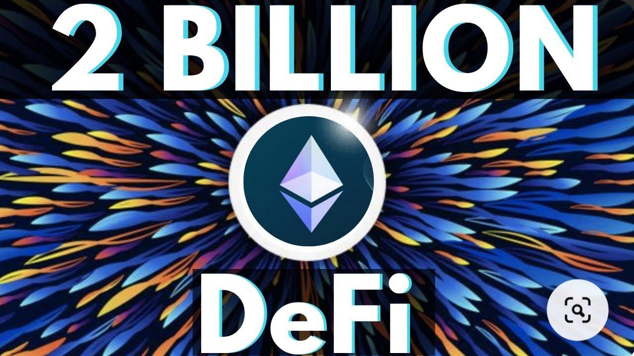 Ethereum News Update - 2 Billion $ in DeFi and 100k ETH Flashloans