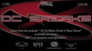 Scribbler: DC BREAKS - SAMPLE