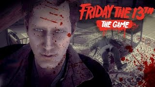 A BATTLE WITH JASON | Friday the 13th Game Part 6