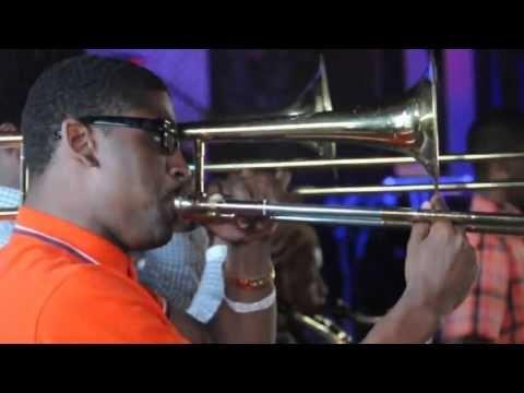 April 21, 2013 #JazzLives. Glenn Hills High School Band, Augusta GA
