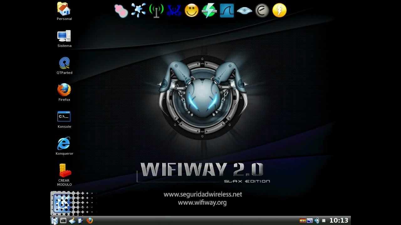 TÉLÉCHARGER WIFIWAY 2.0.3