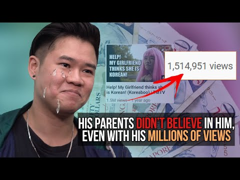 His Parents Didn't Care About His Millions of Views on Youtube