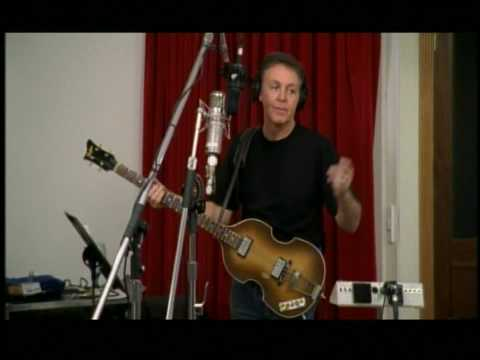 Paul McCartney - That's Alright, Mama (4 марта 2009)