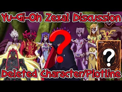 Yu-Gi-Oh Zexal DELETED CHARACTER/PLOT: Alco, The Barian Observer