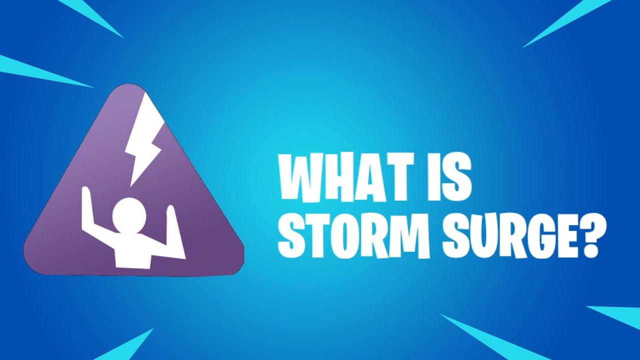 "Fortnite's ""Storm Surge"" Mechanic EXPLAINED! - YouTube"