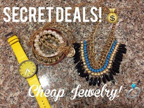Amazon Secret Deals | Super Cheap Jewelry! | Frugal Gift Ideas