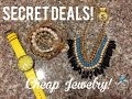 Amazon Secret Deals | Super Cheap Jewelry! | Frugal Gift Ideas