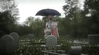 Anji Menunggu Kamu | Animasi Cat | Lirik Vidio