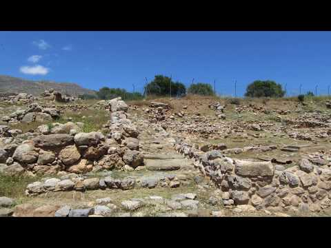 Minoan Palace of Zakros, Crete - Greece 2017