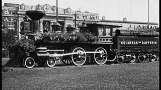 c1925 - A Trip Through Canada (speed corrected w/ added sound)