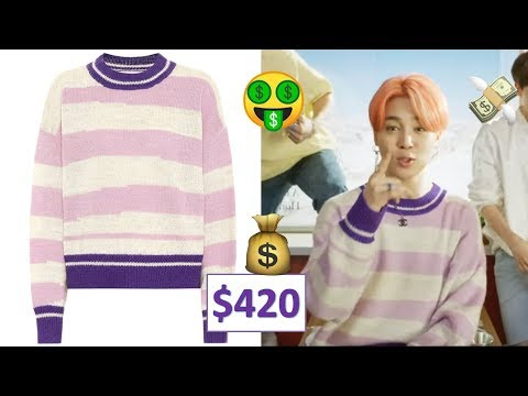 Here How Much BTS Spend for Promotion (Boy With Luv MV)