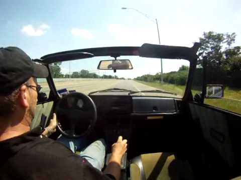 Midwest Bayless Fiat X19 W K20 Conversion 0 100mph Youtube