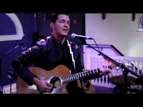 """Andy Grammer """"Keep Your Head Up"""" LIVE"""