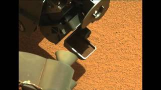 Curiosity's First Scoopful of Mars