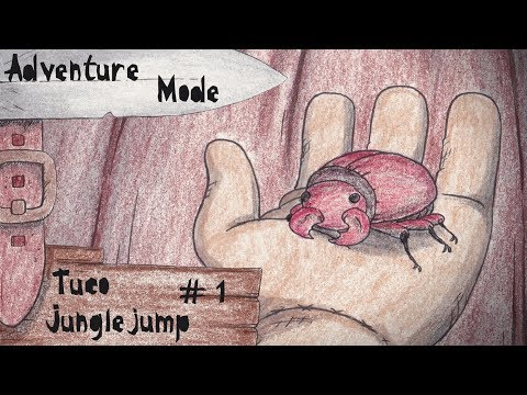 Dwarf Fortress Adventure Mode: Tuco Junglejump #1, Alone In The Rain