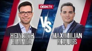 Fellner! Live: Heinrich Himmer vs. Maximilian Krauss