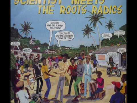 Scientist Meets The Roots Radics - Selena Records - 1982 mp3