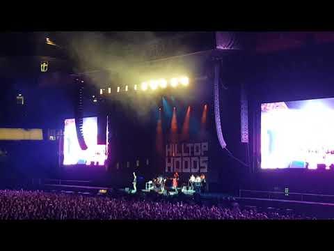 'Clark Griswold' - Hilltop Hoods feat. Adrian Eagle - Eminem Rapture Tour - 22/2/19 Sydney Australia