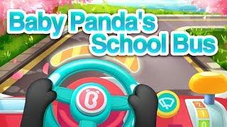 BabyBus | Baby Panda's School Bus-Let's Drive! screenshot 5