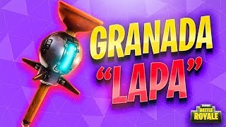 "NUEVA GRANADA LAPA ""SEMTEX"" EN FORTNITE BATTLE ROYALE"