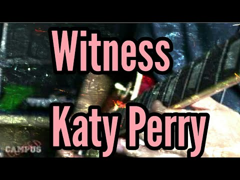 witness -  katy perry - instrumental guitar cover