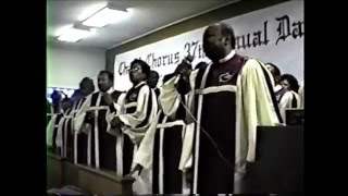 "Thomas Andrews (RIP) & Church Chorus - ""Sanctify Me"""