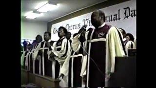 "Thomas Andrews (RIP) & Church Chorus - ""Sanctify Me"""