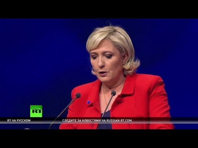 Главный враг государства: французская политическая элита призывает голосовать против Ле Пен