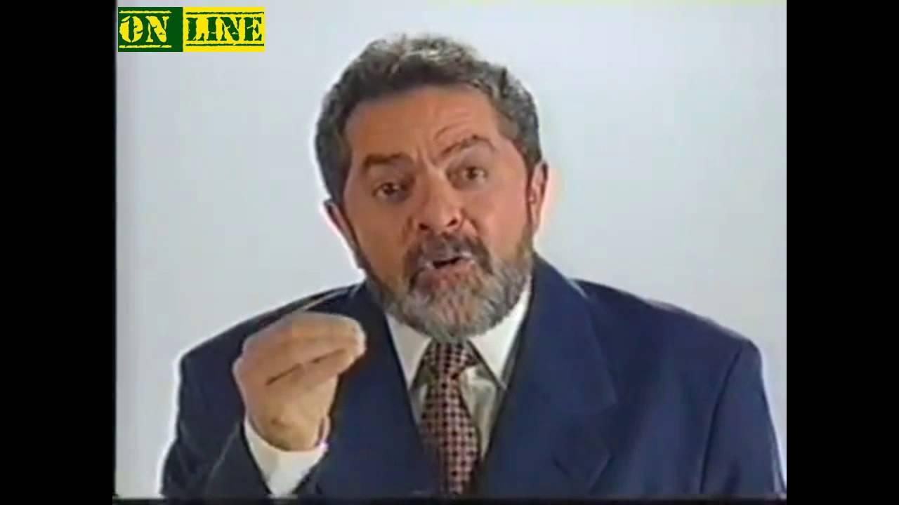 Resultado de imagem para A FARSA DE LULA : vídeo antigo de Lula sob investigação de fraude. Sempre enganando a todos Parte 1
