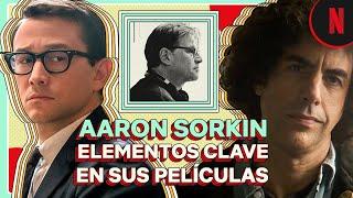 El sello en las películas de Aaron Sorkin | El juicio de los 7 de Chicago