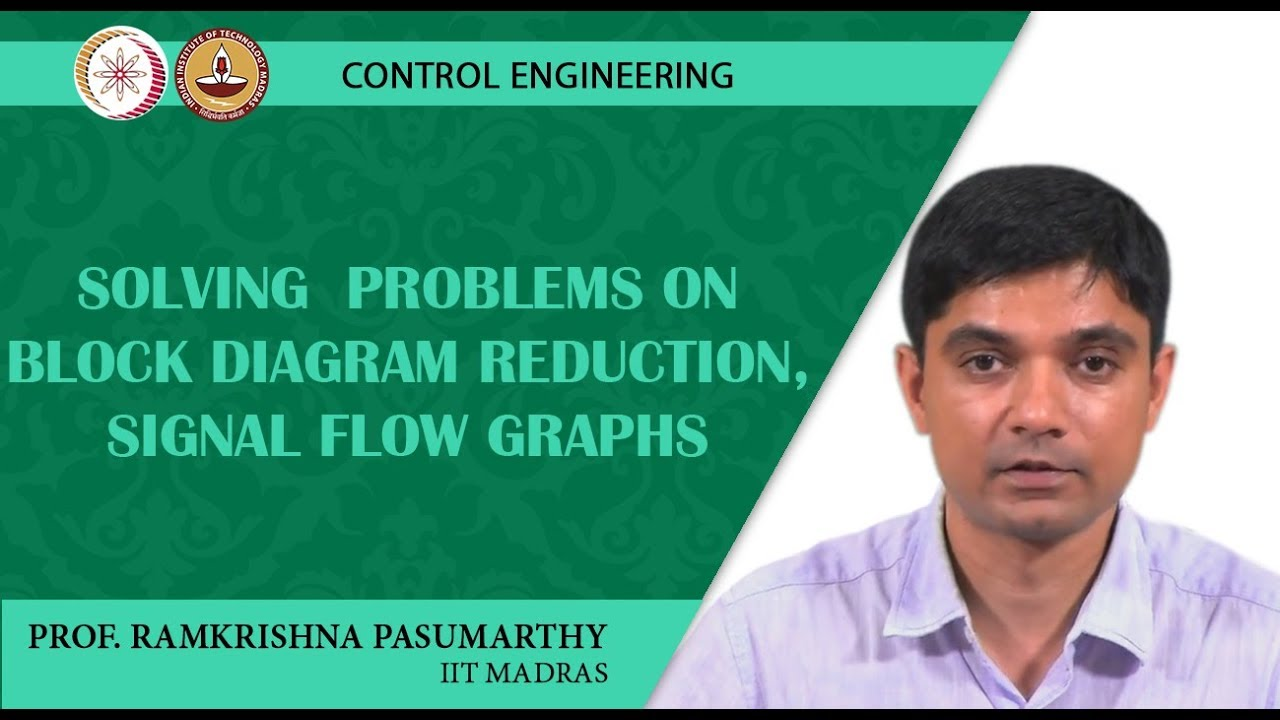 hight resolution of solving problems on block diagram reduction signal flow graphs