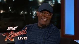Samuel L. Jackson Reveals He Acted on Acid