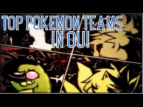 Top Pokemon Team Archetypes In OU!